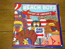The Beach Boys, Spirit of America,    LP Record Album