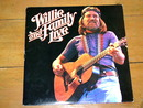 Willie and Family Live,     LP Record Album
