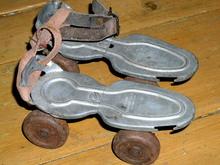 Child's Roller Skates