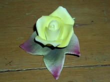 Lefton Porcelain Flower