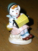Occupied Japan Girl Figurine  -  FG