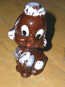 Poodle Figurine  -  FG