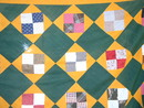 Four Patch Quilt Top - QTP