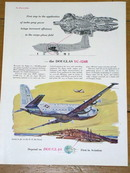 Douglas Aircraft  Advertisement