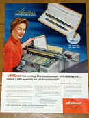 National Cash Register Company  Advertisement