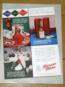 Kentucky Tavern Bourbon  Advertisement