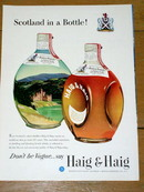Haig & Haig Whisky  Advertisement