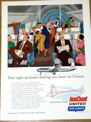 United Airlines  Advertisement
