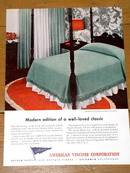 American Viscose Corp.  Advertisement