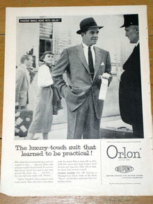 DuPont Orlon Advertisement