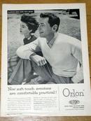 DuPont Orlon Advertisement