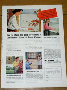 Alcoa Aluminum Advertisement