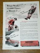 P. R. Mallory & Co. Advertisement