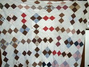 Four Patch Quilt Top -  QTP  -