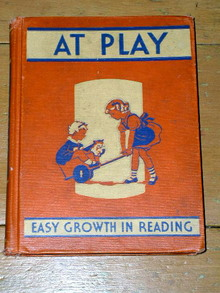 At Play, Basic Reader Book