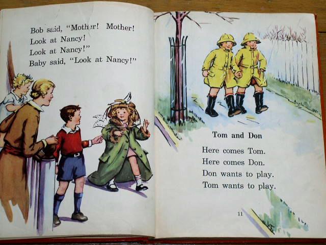 At Play, Basic Reader Book