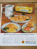 Borden's Advertisement