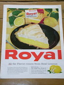 Royal Advertisement