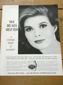 Pond's Advertisement