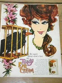Tussy Advertisement