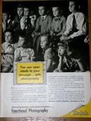 Kodak Photography  Advertisement