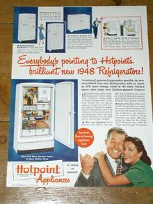 Hotpoint  Advertisement