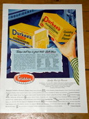 Oleomargarine  Advertisement