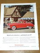 Studebaker Advertisement