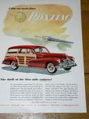 Pontiac  Advertisement