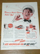 MacMillan Oil  Advertisement
