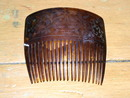 Tortiseshell Haircomb