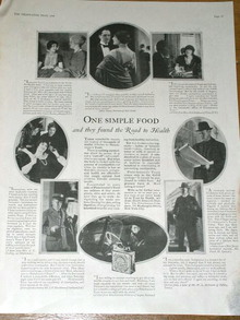 Fleischman's Yeast   Advertisement