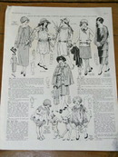 Fashion Patterns for Young Girls  Advertisement