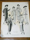 Fashion Patterns for Women Advertisement