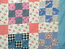 9 Patch Quilt Top -  QTP -