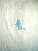 Kitten Chenille Crib Spread -  QLT