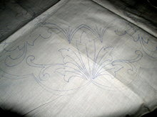 Linen Panel or Square