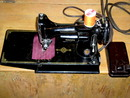 Featherweight Singer Sewing Machine