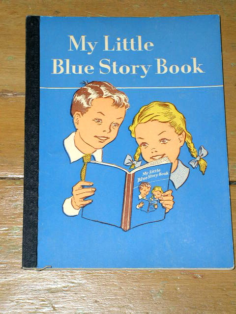 My Little Blue Story Book Pre-Primer