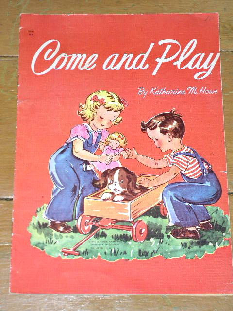 Come And Play Children's Book