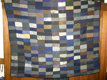 Wool Bricks Quilt -  QLT  -  **SALE ITEM**