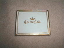 Chesterfield Flat Cigarettes Tin