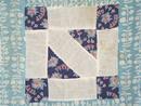 9 Patch Album Block Quilt Top -  QTP