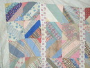 Scrap Pieced Quilt Top -  QTP  -  **SALE ITEM**