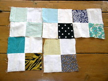 4 Patch Quilt Blocks -  QB