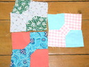 Bow Tie Quilt Blocks -  QB