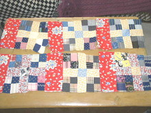 4 Patch Variation Quilt Blocks -  QB