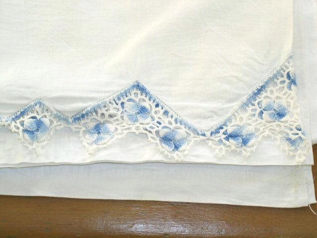 Lace Edged Sheet