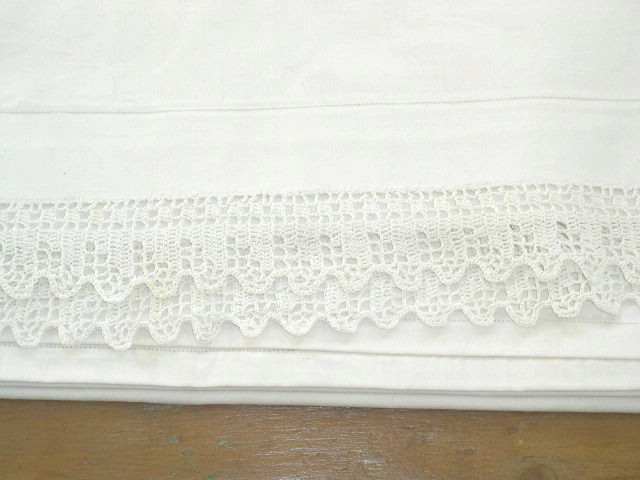 Lace Edged Sheet