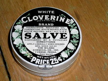 Cloverine Salve Tin